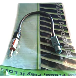 2009 2010 2011 2012 2013 dodge ram 1500 2500 3500 c/v dakota antenna adapter