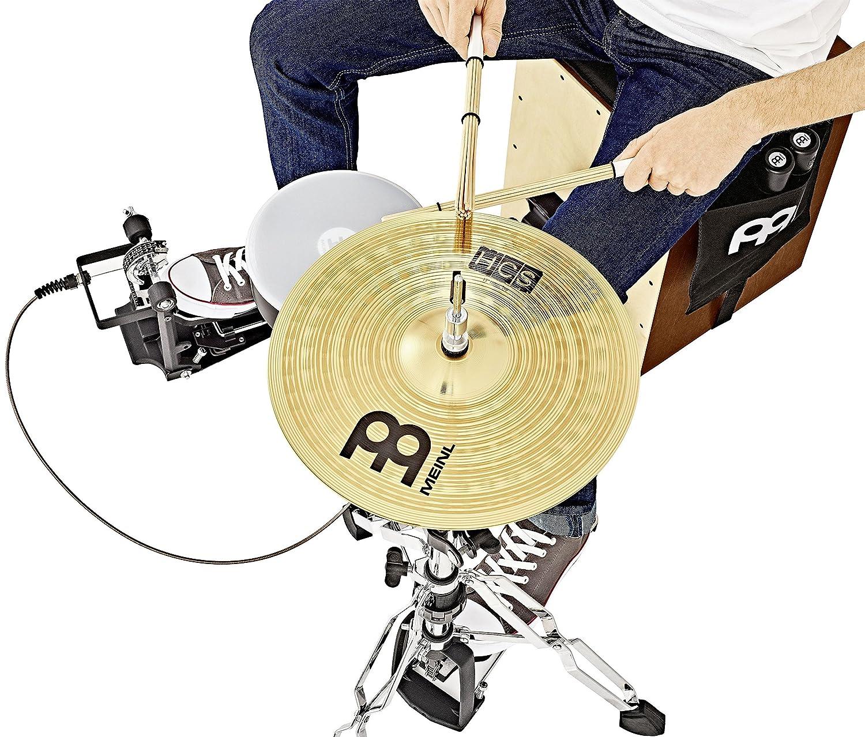 Amazon.com: Meinl Percussion Caj-Drumset Cajon Drum Set Hybrid ...