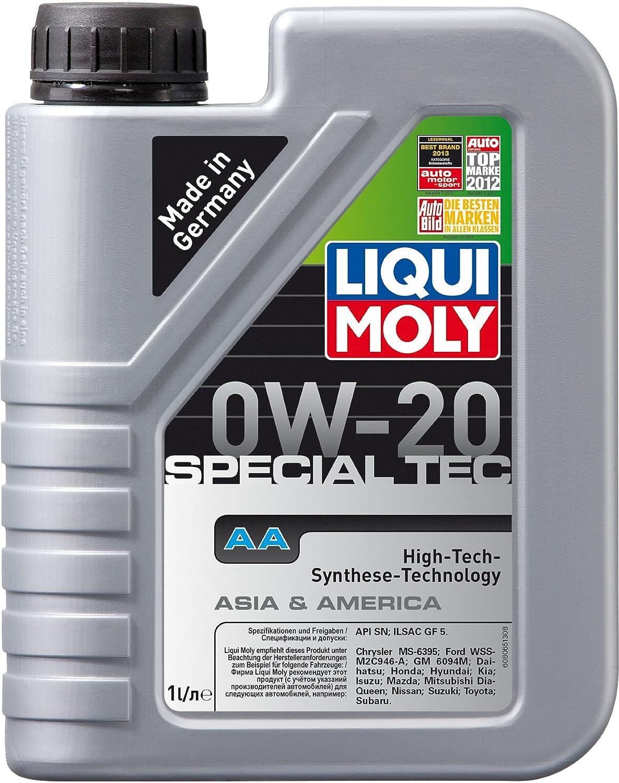 Liqui Moly 9734 Special Tec AA 0W-20 Motorenö l, 5 Liter