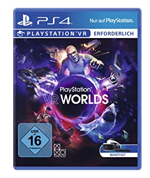 VR Worlds [PS4]