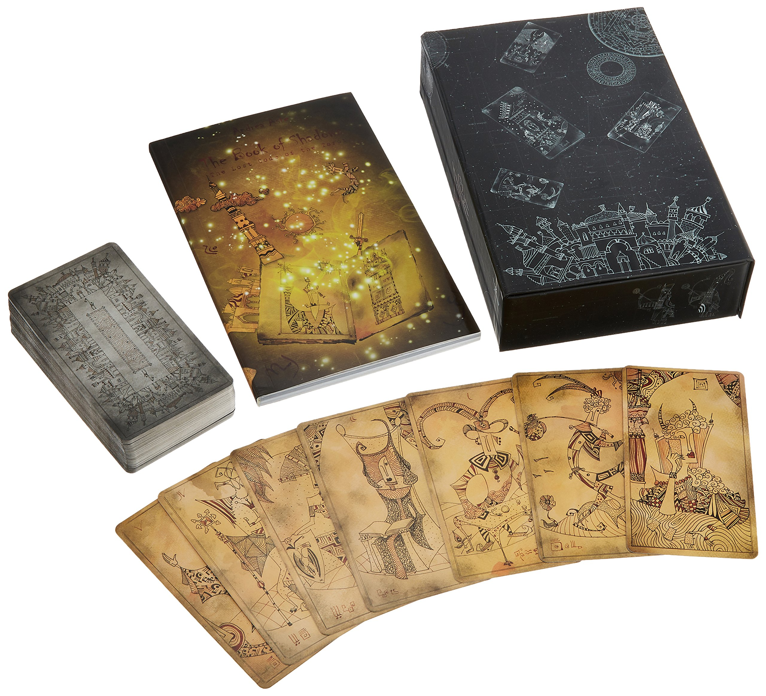 The Lost Code of Tarot: Limited Edition: Amazon.es: Andrea ...