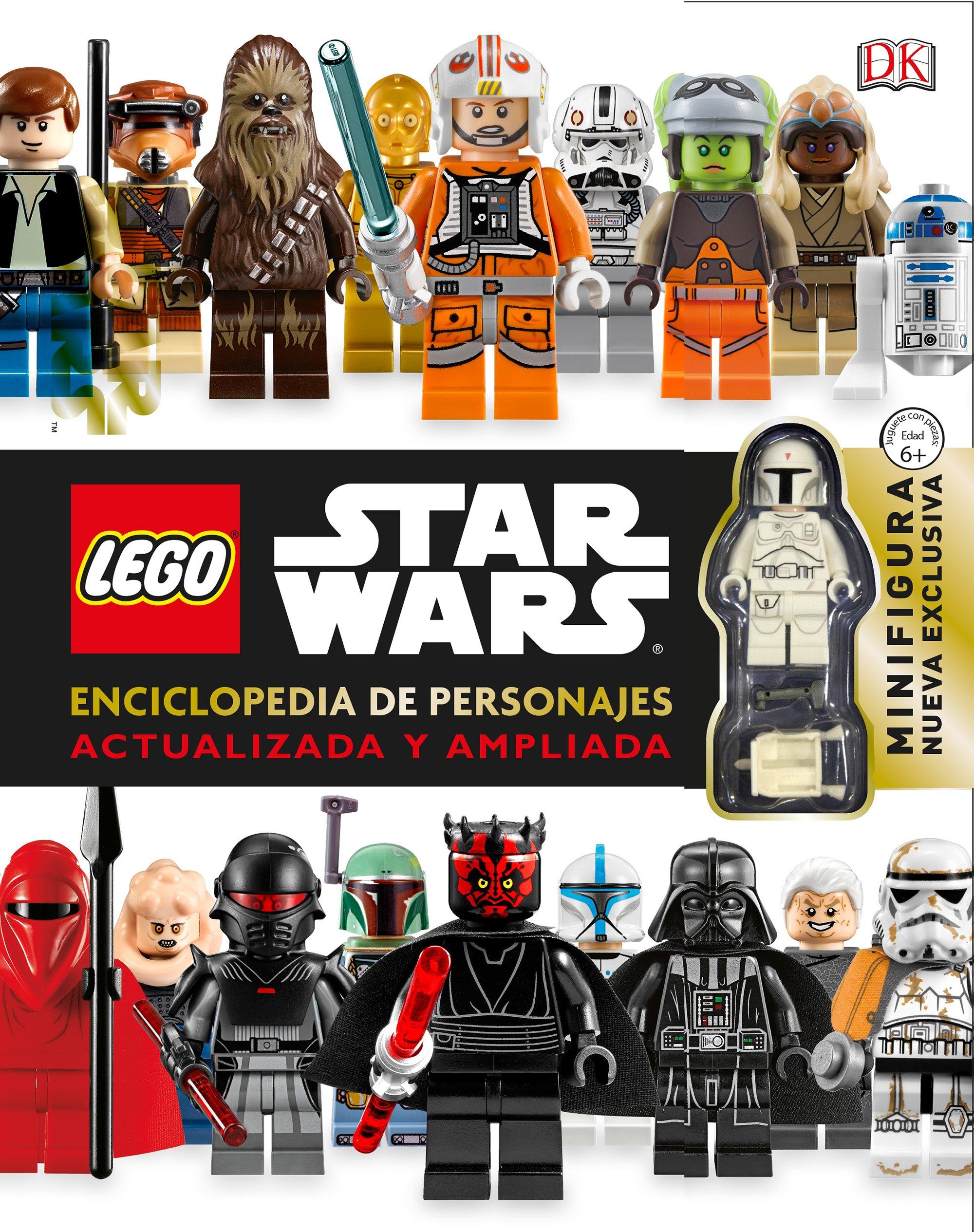 LEGO Star Wars. Enciclopedia de personajes actualizada y ampliada ...