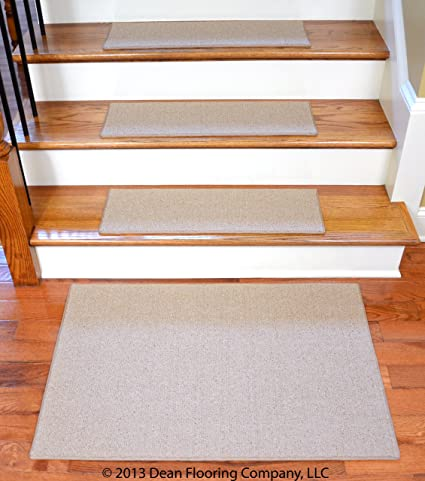 Dean Non Slip Tape Free Pet Friendly Diy Carpet Stair Treads Rugs 27