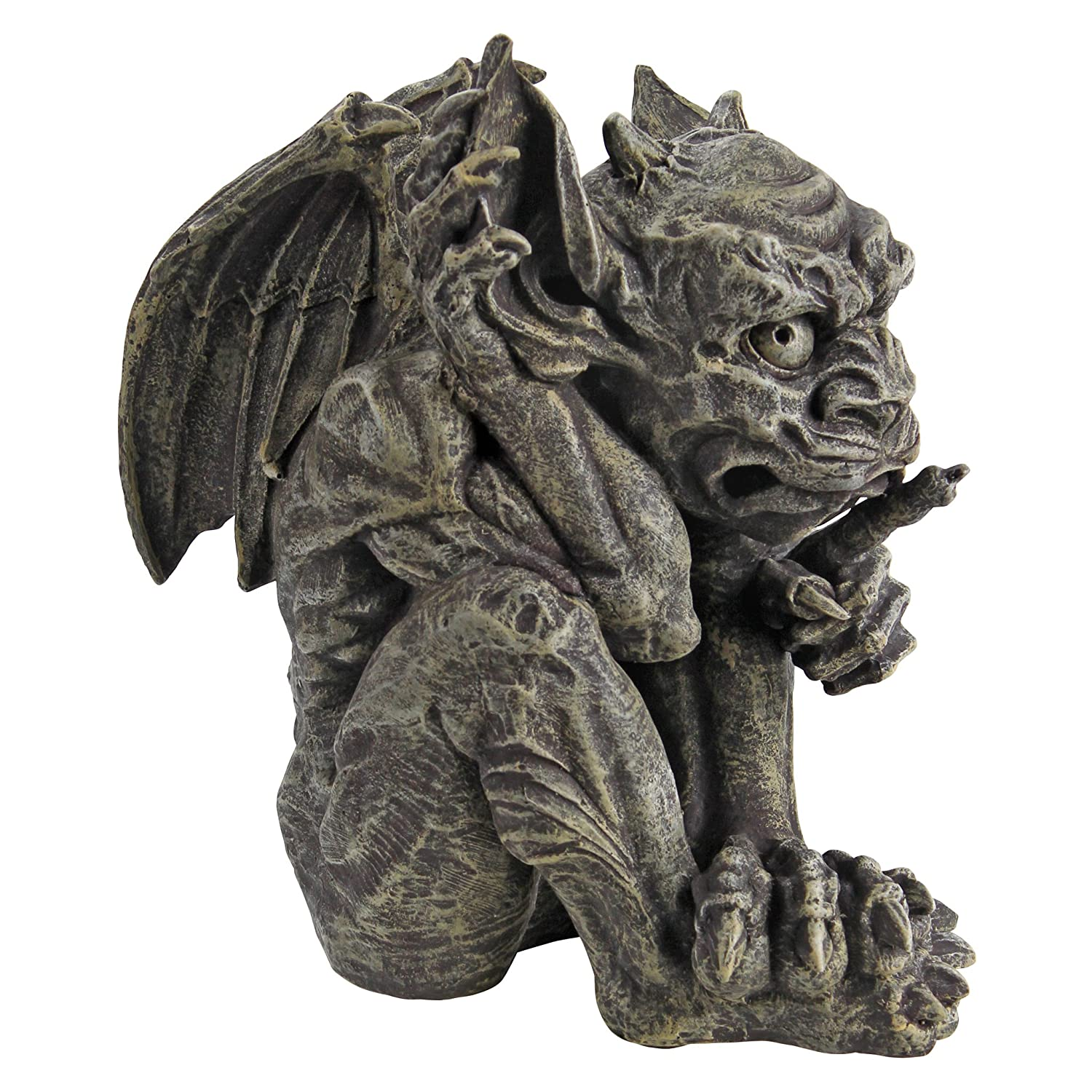 Design Toscano Babble, the Gothic Gargoyle Sculpture Interpet Ltd CL3689