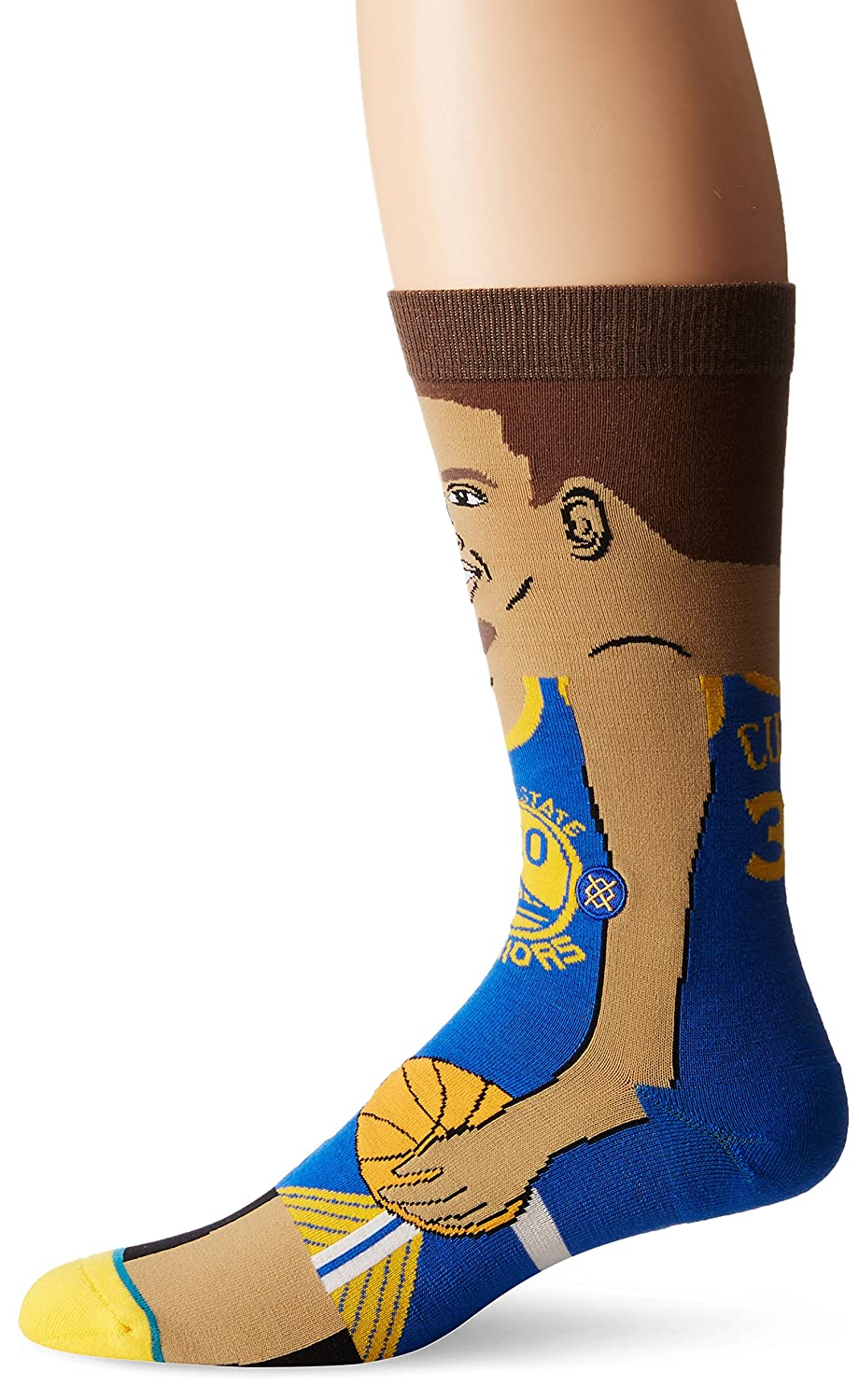 Curry Crew Sock Stance Mens S
