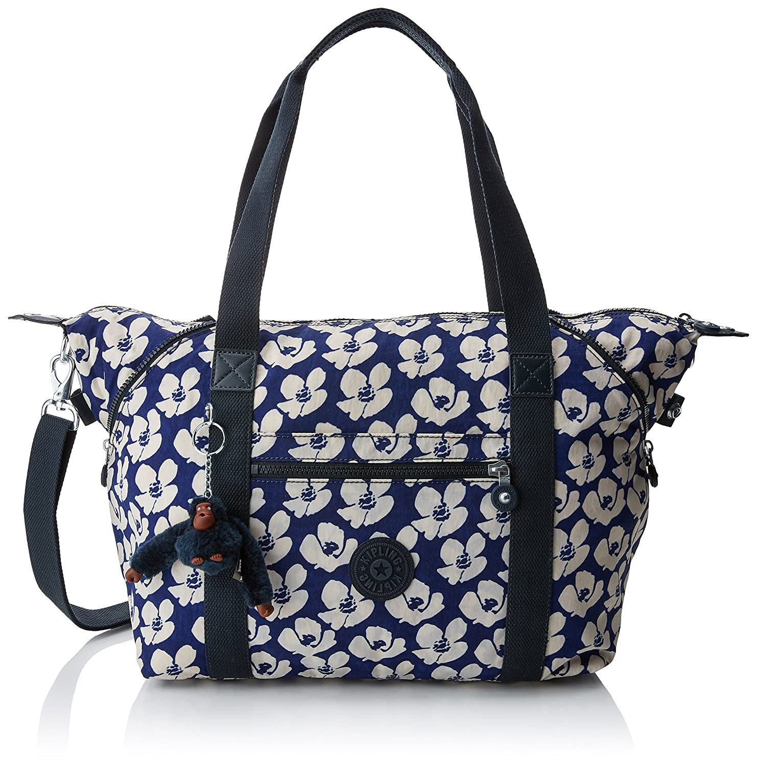 Multicolour (Bold Flower) Kipling Women's Art Crossbody Bag