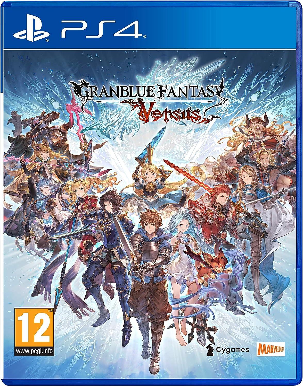Granblue Fantasy Versus (PS4): Amazon.co.uk: PC & Video Games