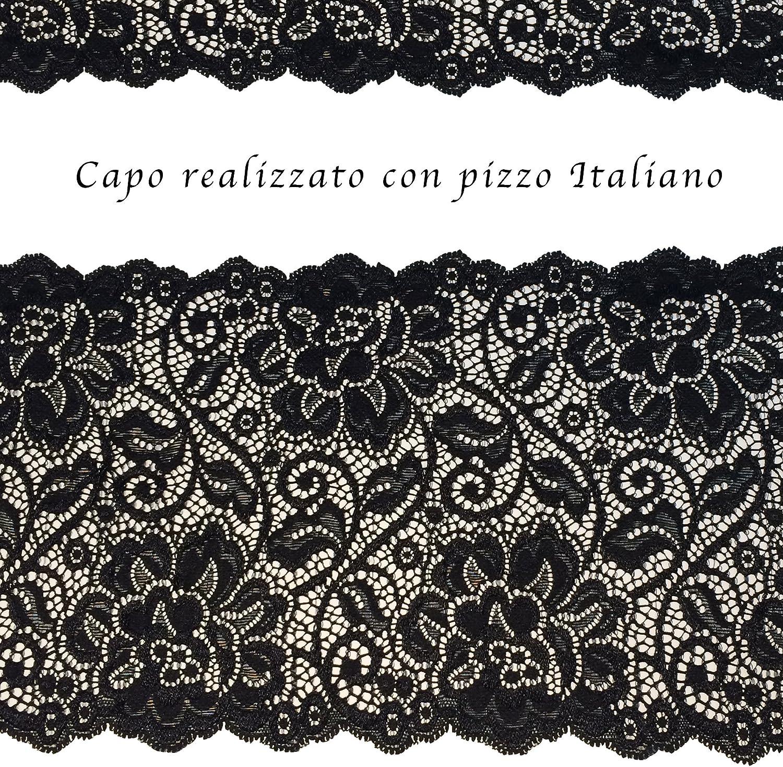 Coppa B Foderata in Cotone e Spalline Larghe Lady Bella Lingerie P2701 Reggiseno Minimizer Contenitivo e Riducente Senza Ferretto Intimo in Pizzo Strutturato per Taglie Forti