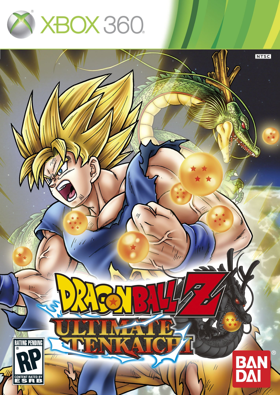Video Game : Dragon Ball Z: Ultimate Tenkaichi