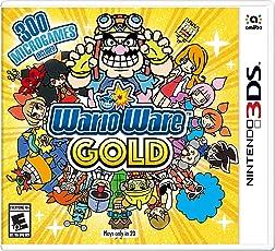 WarioWare Gold - Nintendo 3DS - Standard Edition