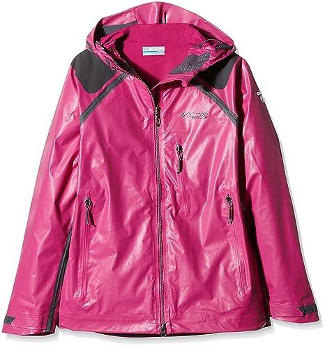 Columbia Chaqueta para Mujer, Color Rosa - Rosa, tamaño XS