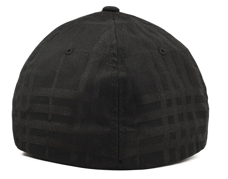 6bd7d290d2e5 No Bad Ideas Jordan Flexfit Cap Blk  Amazon.ca  Clothing   Accessories