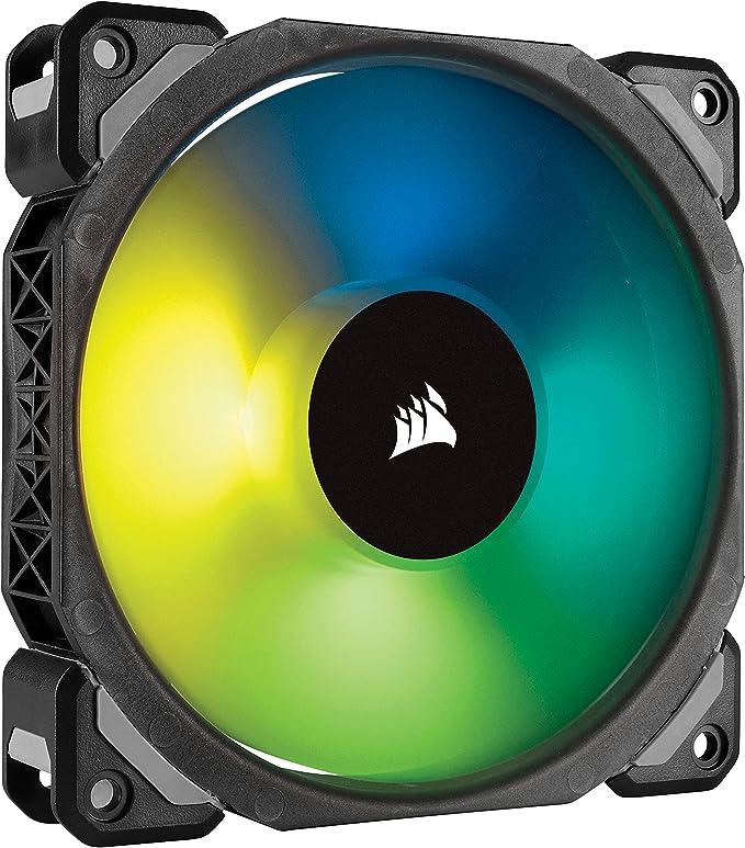 Corsair Ml120 Pro Rgb Led 120 Mm Pc Gehäuselüfter Computer Zubehör