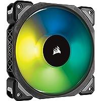 Corsair 120 mm Premium Magnetic Levitation RGB LED Fan - Black