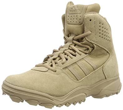 444e42cd638 Amazon.com | Adidas GSG 9.3 Military Boots 7 D(M) US Sand | Hiking Boots