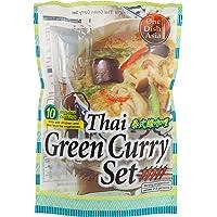 One Dish Asia厨易泰式绿咖喱汤料91g(泰国进口)