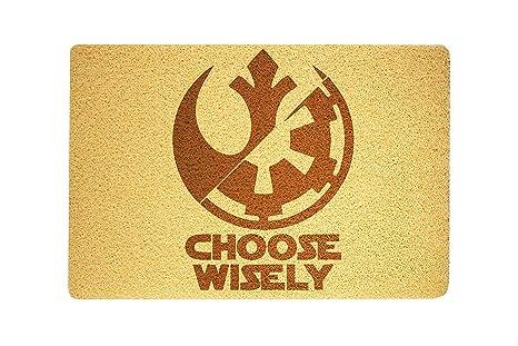 Felpudo con Emblema de Star Wars, cumpleaños o para una ...