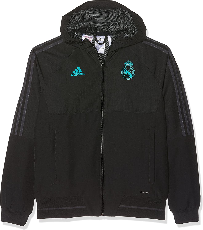 Veste Real Madrid Foot Adidas saison 20162017 pour enfant | FootKorner