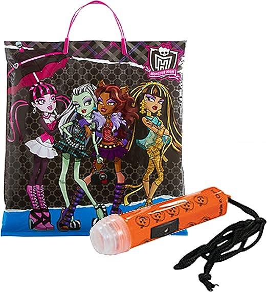 Plus Bonus Safety First Mini Halloween Flashlight Necklace! amscan Emoji Inspired Happy Halloween Trick or Treat Candy Loot Bag!
