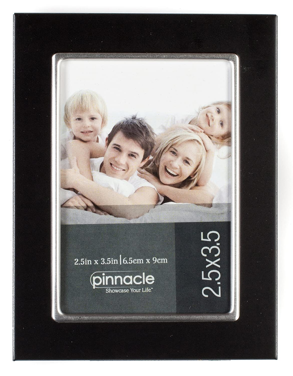 Amazon pinnacle 25x35 black and silver metal tapletop amazon pinnacle 25x35 black and silver metal tapletop picture frame luxury frames jeuxipadfo Choice Image