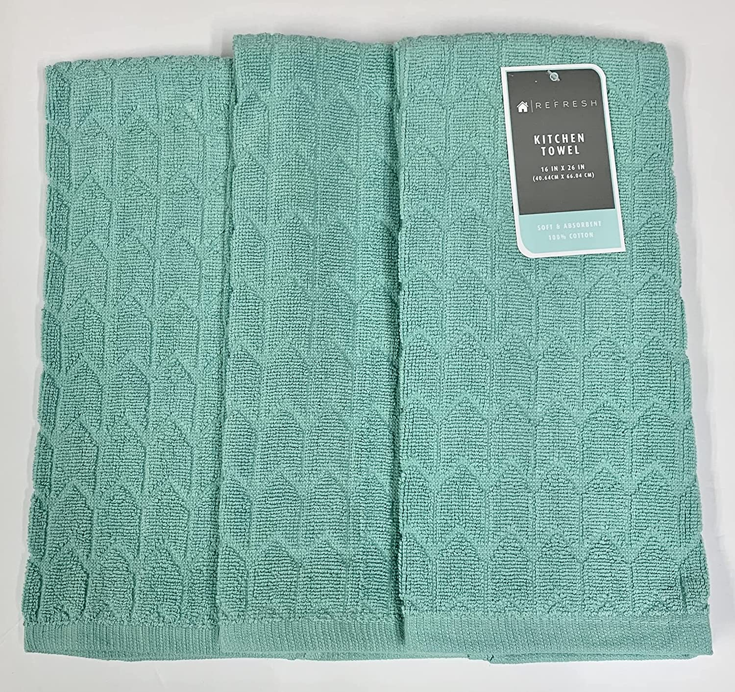 Details about  /Pack Of 12 Terry 100/% Cotton Tea Towels Set Dish Cloths Kitchen Cleaning Drying