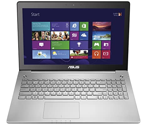 Amazoncom Asus N550 15 Inch Laptop Old Version Computers