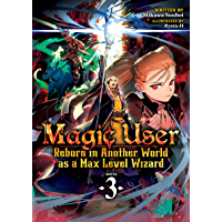 Magic User: Reborn in Another World as a Max Level Wizard (Light Novel) Vol. 3 (English Edition)
