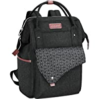 KROSER Laptop Backpack 15.6 Inch Stylish School Computer Backpack with USB Charging Port Water-repellent College Daypack…