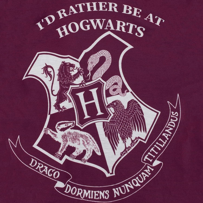 HARRY POTTER Girls Hogwarts Pajamas