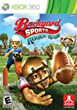 Backyard Sports Football: Rookie Rush - Xbox 360