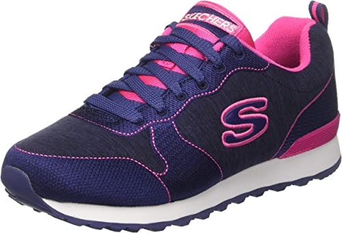 Skechers Damen Og 85 Quick S Sneaker, Blau (Nvpk), 35 EU 9qYMq