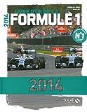 Le livre d'or de la formule 1 2014