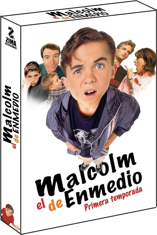 Malcolm El De Enmedio Primera Temporada Frankie Muniz Mx Películas Y Series De Tv