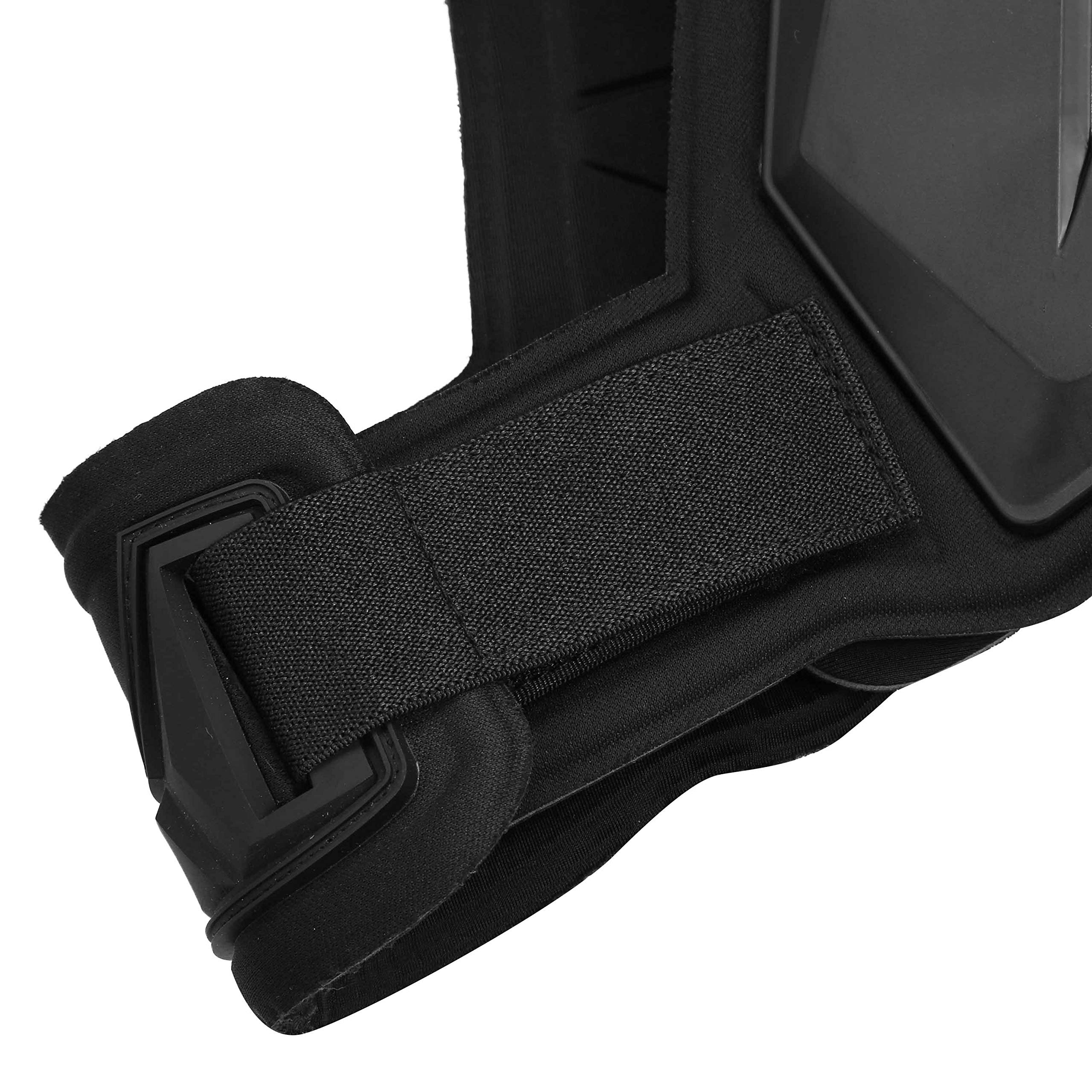 OHMOTOR Chest Back Protector Motorcycle Armor Vest Motorcycle Riding Chest Armor (Black) by OHMOTOR (Image #4)