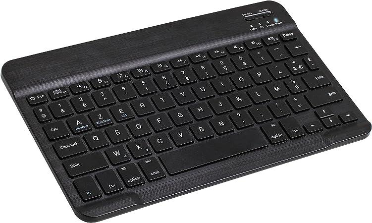 Clipsonic tea153 Teclado Bluetooth para Tablet 10 Pulgadas ...