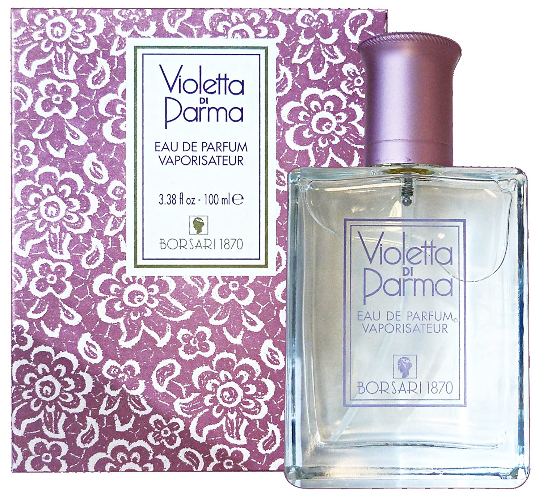 Borsari 1870 Violetta di Parma Eau De Parfum - 100 gr COLONBORSAVIO1