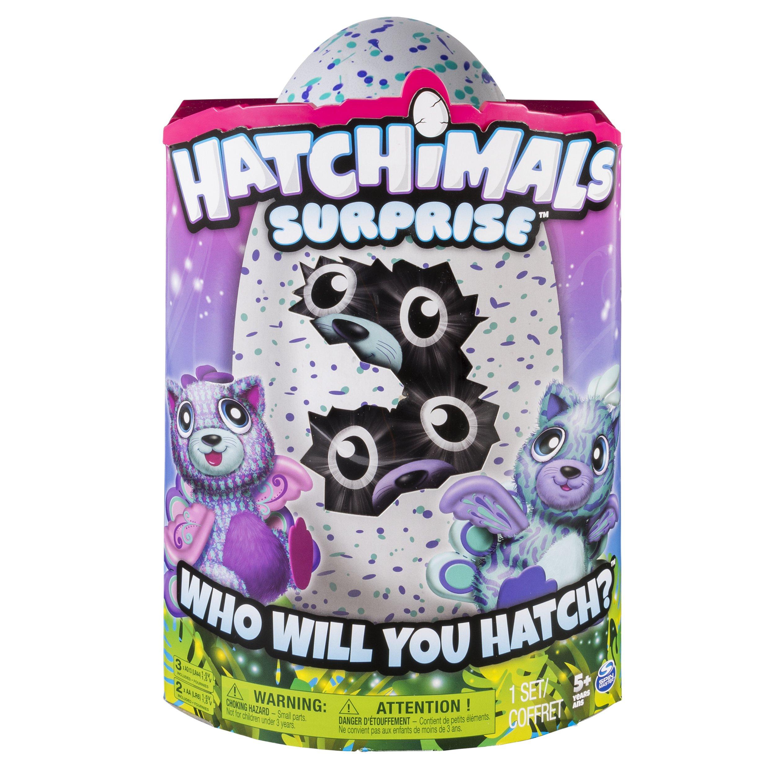 Hatchimals Surprise Peacat Purple Egg Playset by Hatchimals Surprise (Image #2)
