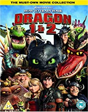 How To Train Your Dragon 1 & 2 Box Set