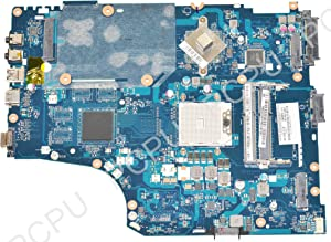 MB.BUX02.001 Acer Aspire 7560 Gateway NV75 AMD Laptop Motherboard FS1