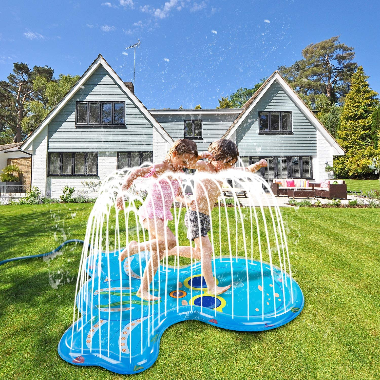 Splash Pad for Toddlers