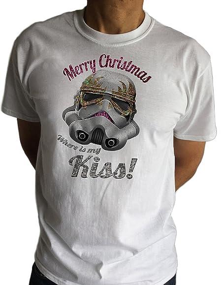 Irony Herren T-Shirt Türkis Weiß