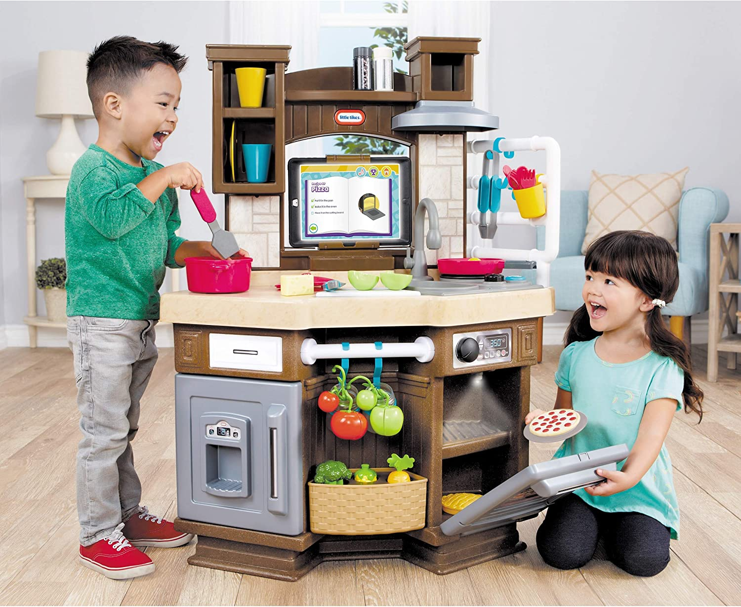 Little Tikes Cook N Learn Smart Kitchen Toys Games
