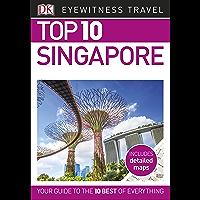 DK Eyewitness Top 10 Singapore (Pocket Travel Guide)