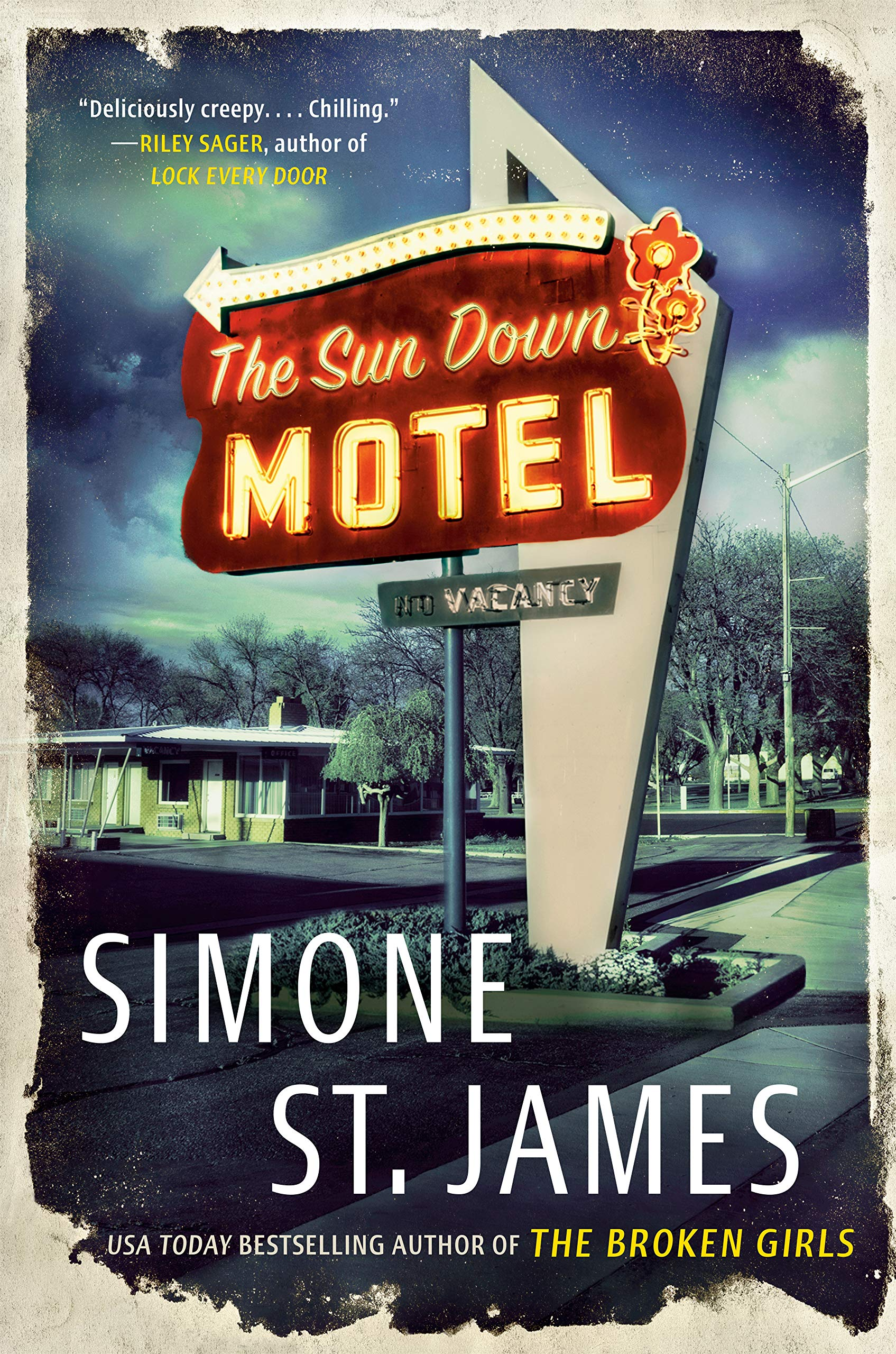 Amazon.com: The Sun Down Motel (9780440000174): St. James, Simone ...