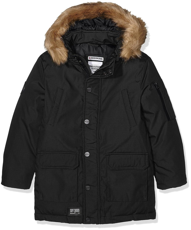 c8fb2a339c44c Redskins Junior Vancouver, Blouson Garçon, Noir (Black), FR Ans (Taille  Fabricant: 12): Amazon.fr: Vêtements et accessoires