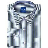 قميص للرجال من سوليتير - ازرق/ابيض