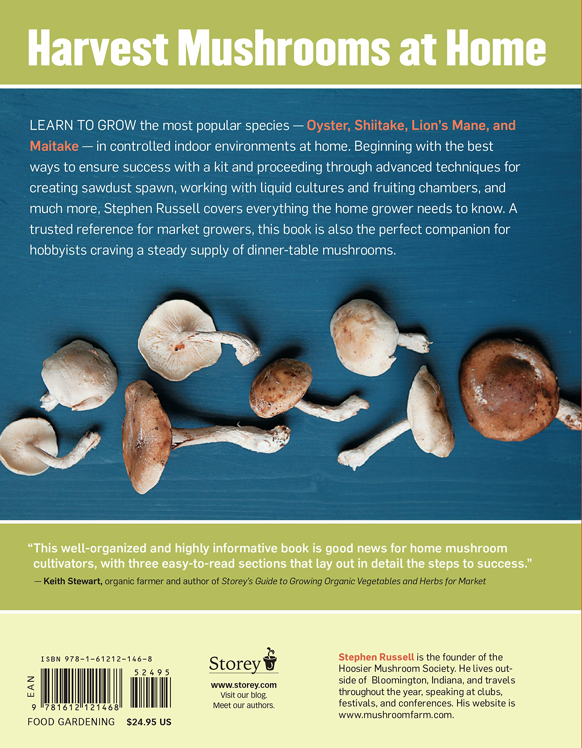 The Essential Guide to Cultivating Mushrooms: Simple and