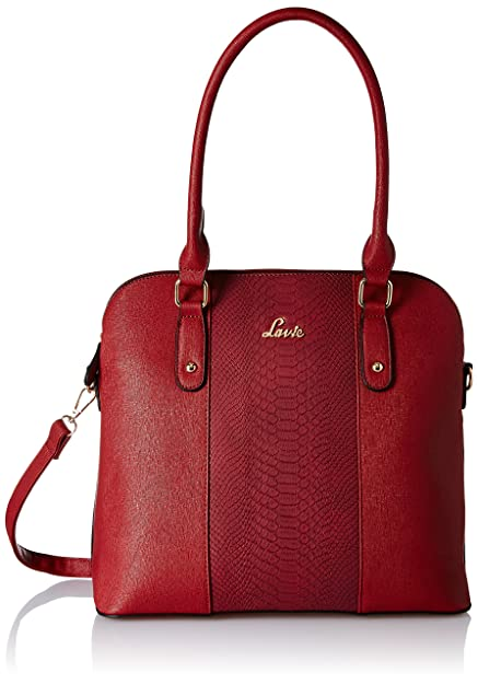 479bfe30b48a Image Unavailable. Image not available for. Colour  Lavie Horse Women s  Handbag (Red)