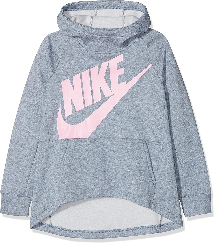 Nike Girls Nsw Pullover Hoodie Hoodie Active Active Hoodies