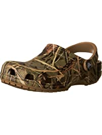 Crocs Men s and Women s Classic Realtree Clog  658309631ce3